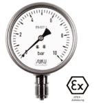 Lựa chọn đồng hồ đo áp suất thế nào ?