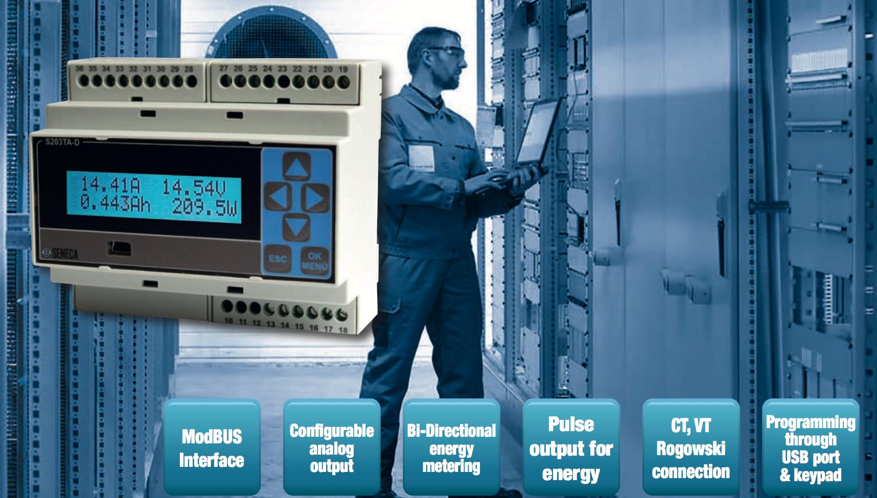 Bộ đo công suất S203TA-D