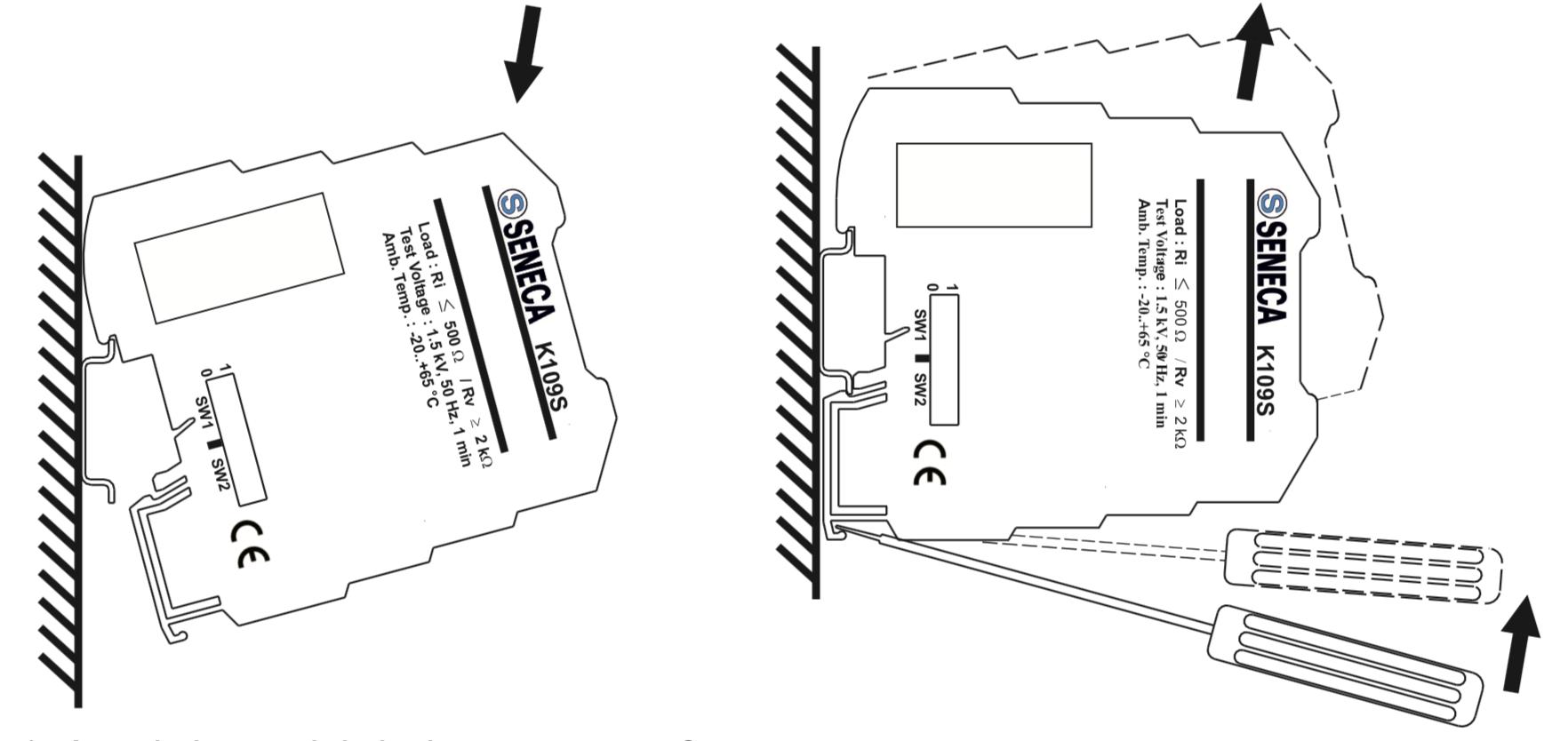 Lắp đặt Bộ Chuyển Đổi Tín Hiệu và cáh ly 4-20mA K109S