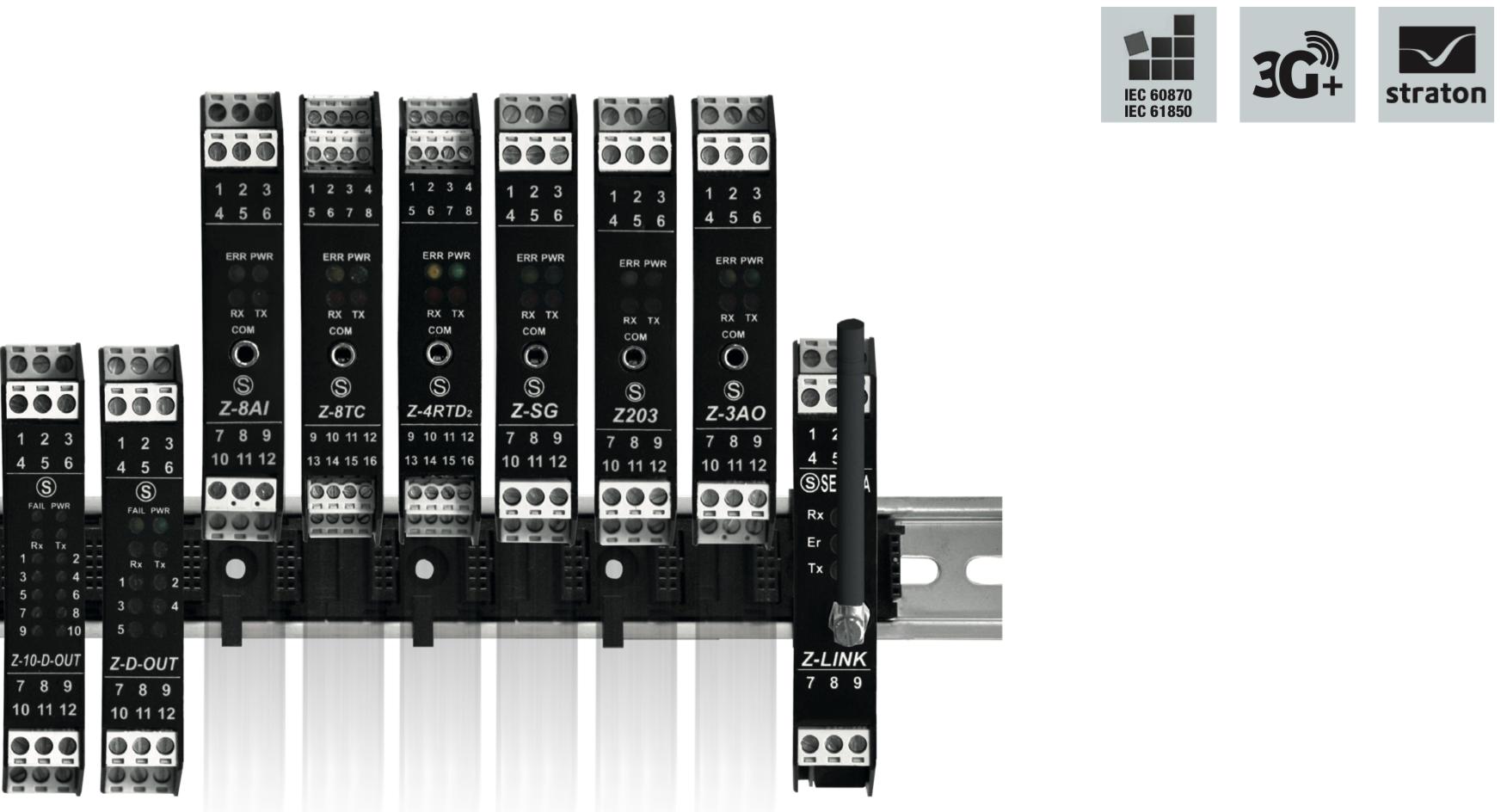 Bộ chuyển tín hiệu Relay sang modbus RS485
