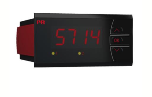 Bộ điều khiển nhiệt độ PT100 Pr5714