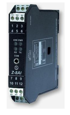 Bộ chuyển đổi tín hiệu analog sang Modbus RTU