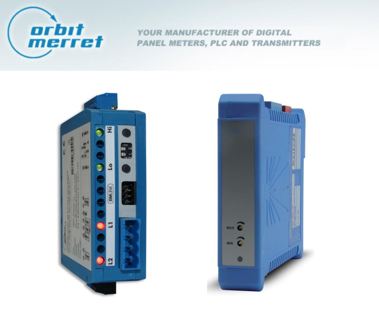Bộ chuyển đổi tín hiệu cảm biến PT100 - OMX39RTD