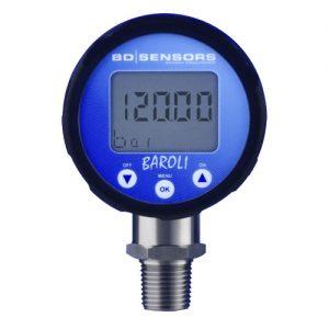 Đồng hồ đo áp của JSP
