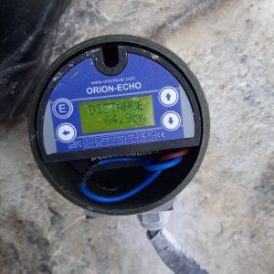 Dòng siêu âm mức dầu của Orion