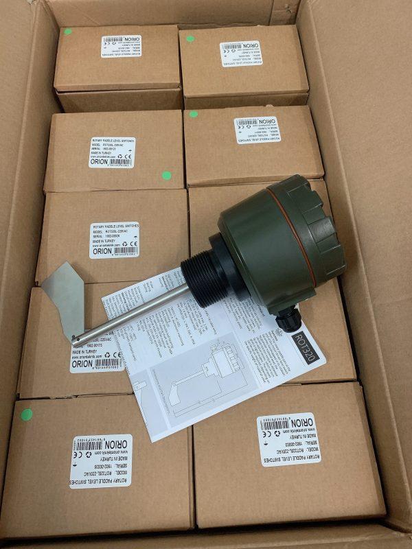 Cảm biến đo mức dạng quay ROT320L