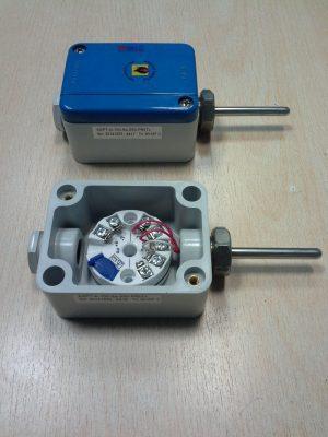 Transmitter tích hợp trong cảm biến