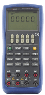 Cách đo dòng 4-20mA - Đo cảm biến áp suất - loại chính xác cao