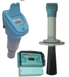 Cảm biến đo nước bằng phương pháp siêu âm