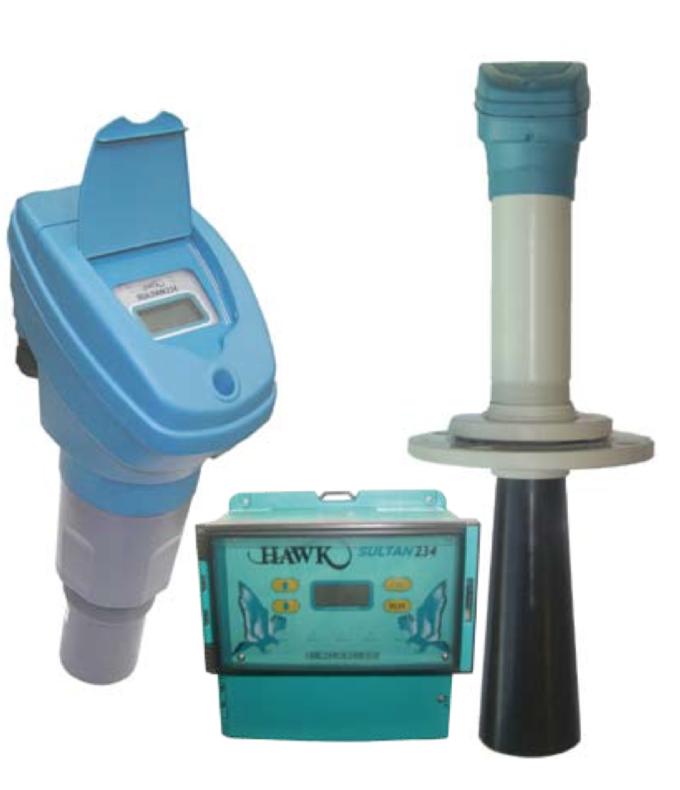 Cảm biến đo mức nước thải