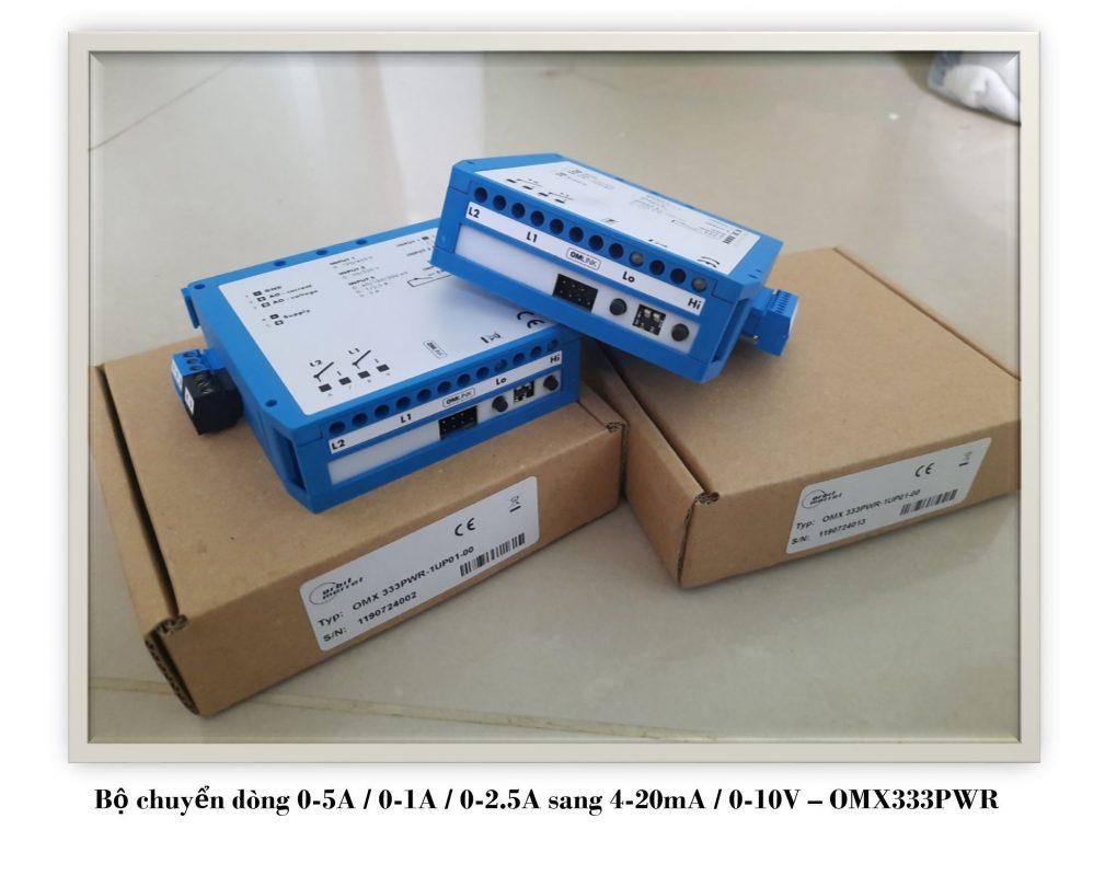 Bộ chuyển dòng AC sang Analog - OMX333PWR