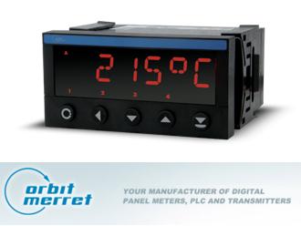 Bộ hiển thị nhiệt độ - Áp suất