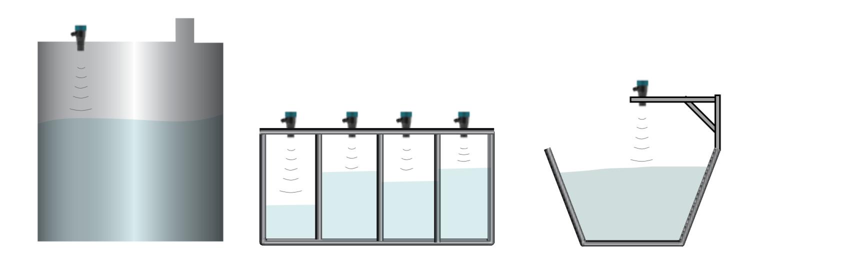 Cảm biến đo mức nước 0-10m và cách lắp