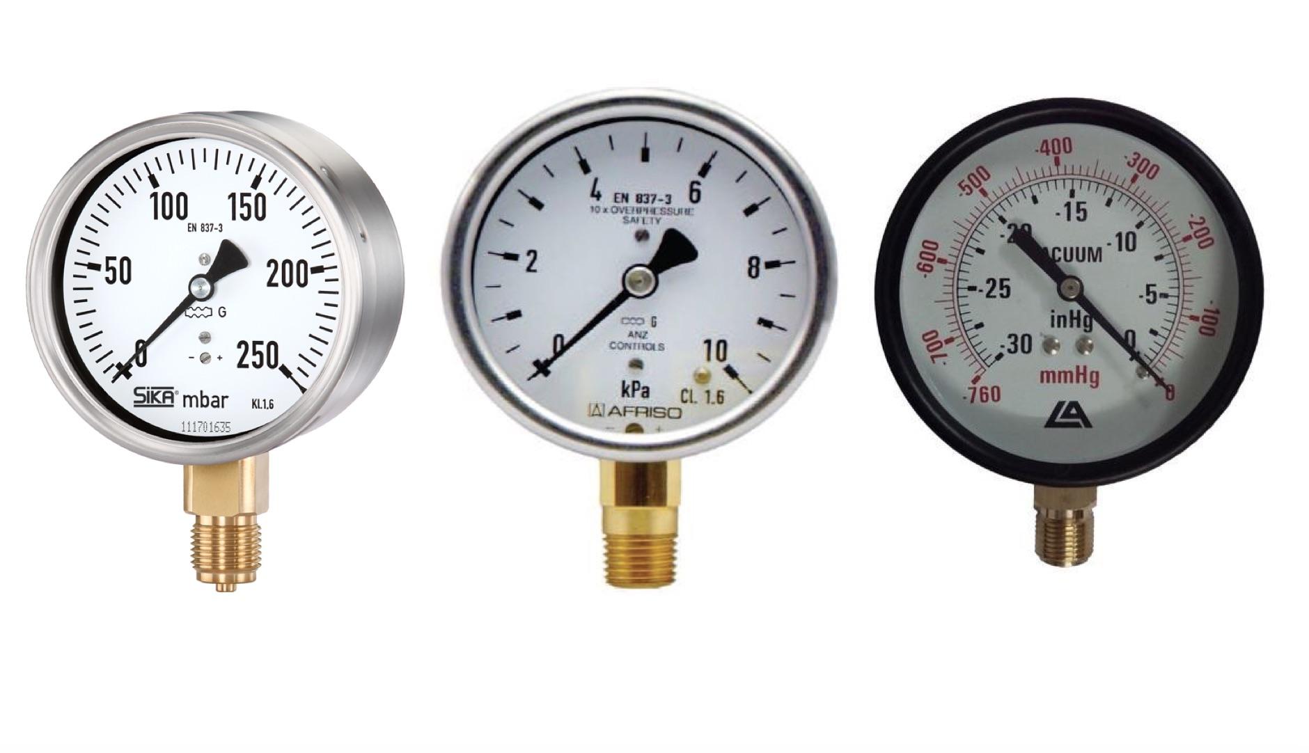 Đổi đơn vị áp suất như thế nào ? các đơn vị áp suất trên đồng hồ