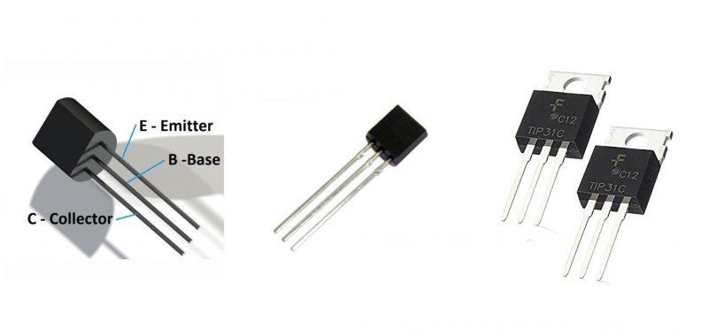 Transistor là gì ? Hình ảnh các Transistor