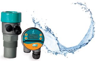 Dòng siêu âm đo mức nước