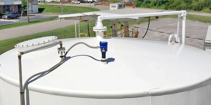 Cảm biến được dùng trong đo mực dầu