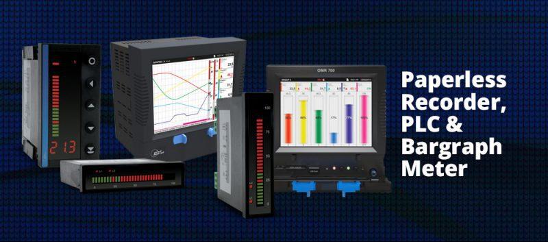 Bộ Data logger nhiệt độ và các tín hiệu 4-20mA