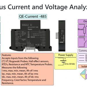 Bộ chuyển đa năng QE-Current-485