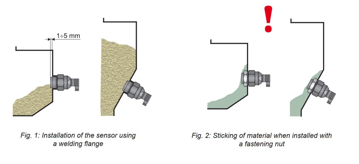 Cách lắp cảm biến CLS-53N