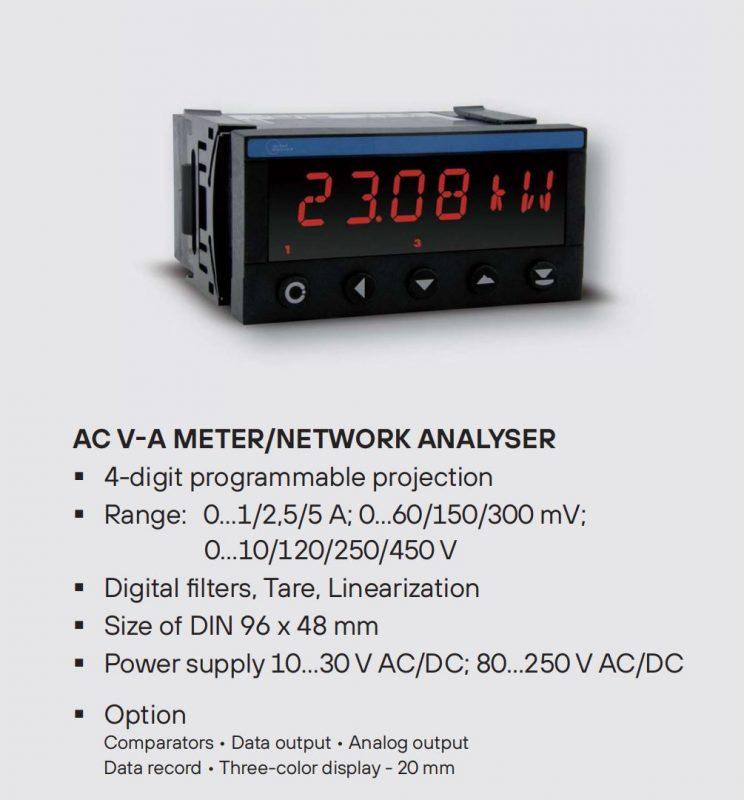 Bộ đọc tín hiệu 0-5A OM402PWR