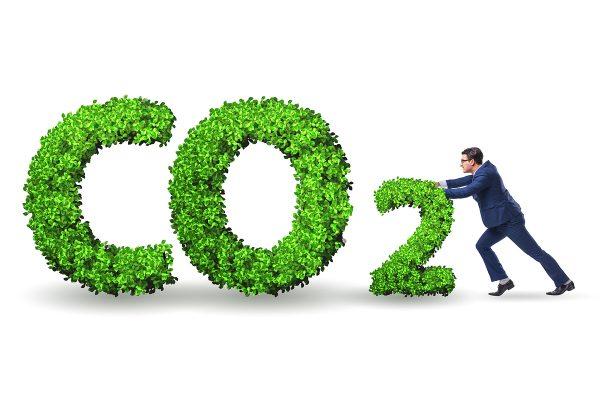 Đẩy lùi khí CO2