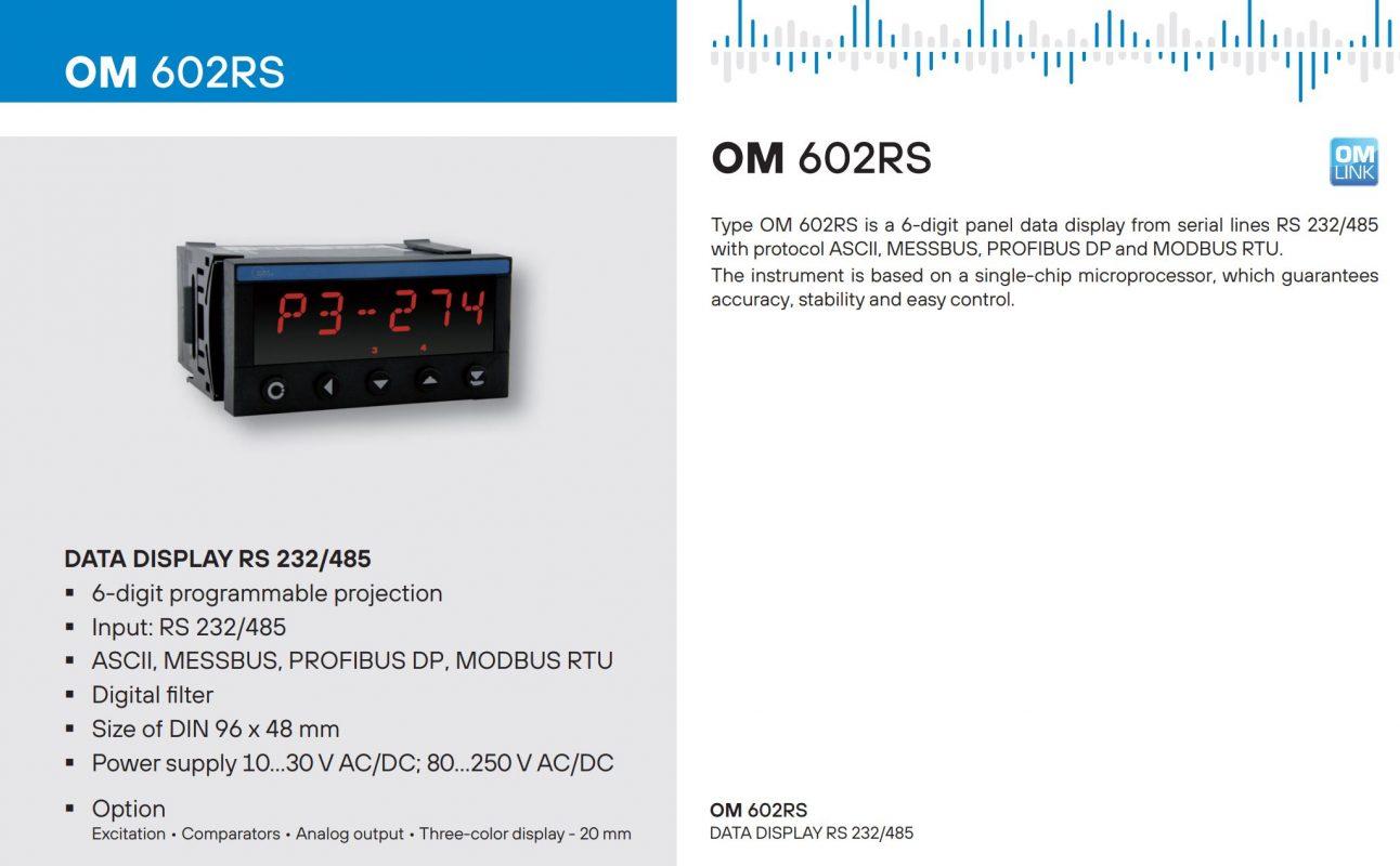 Bộ OM602RS hãng Orbit Merret